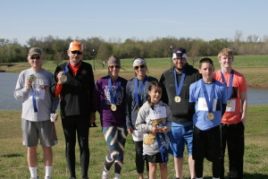 1st Place Winners all ages groups